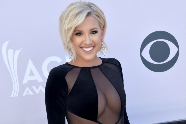 Chrisley Knows Best star Savannah Chrisley is moving to Los Angeles with her brother Chase in new reality series, Growing Up Chrisley. File Photo by Jim Ruymen/UPI