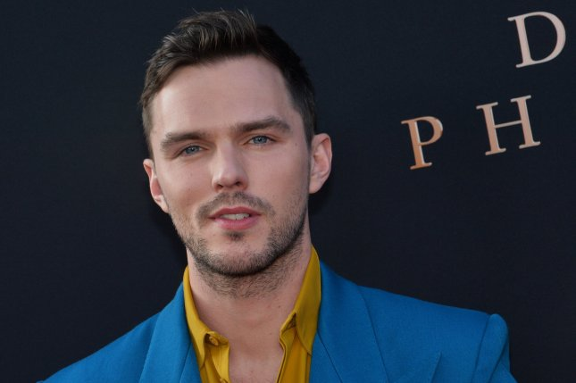 Hulu has renewed Nicholas Hoult's Crossing Swords cartoon for Season 2. File Photo by Jim Ruymen/UPI