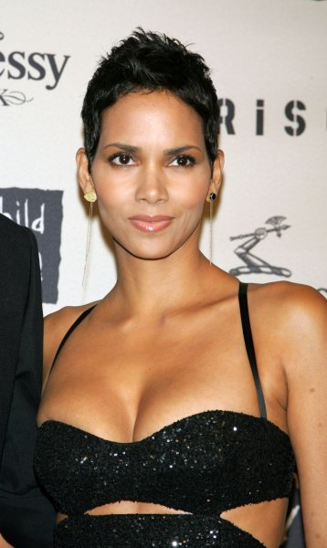 Halle Berry arrives at the Keep a Child Alive's 6th Annual Black Ball at the Hammerstein Ballroom in New York on October 15, 2009. UPI /Laura Cavanaugh