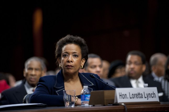 Loretta Lynch was confirmed Thursday as the 83rd attorney general. File photo by Pete Marovich/UPI