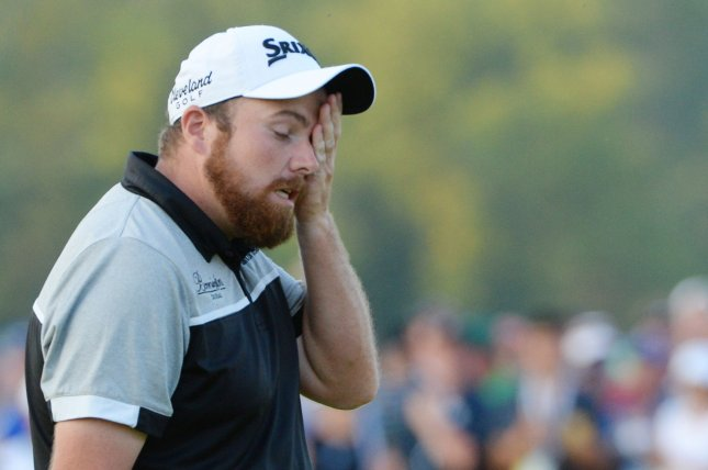 Shane Lowry. Photo by Pat Benic/UPI