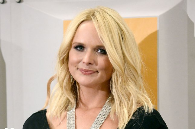 Miranda Lambert at the Academy of Country Music Awards on April 3. The singer's new single, Vice, reached No. 1 on iTunes this week. File Photo by Jim Ruymen/UPI