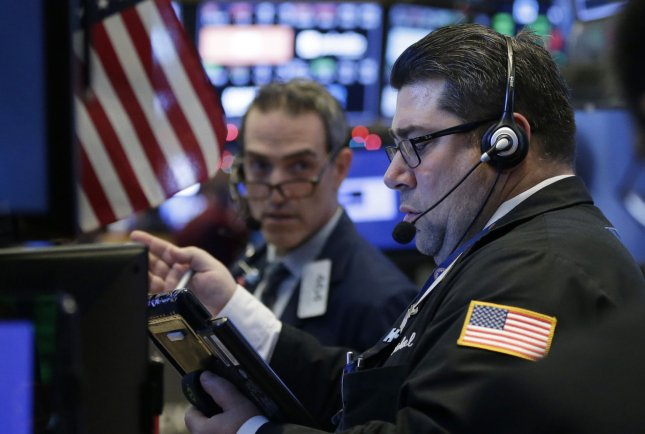 Stocks rose for the second consecutive day on Tuesday after White House economic advisor Larry Kudlow said good possibility the U.S. and China can reach a deal to end the ongoing trade war at the G20 Summit this weekend. Photo by John Angelillo/UPI