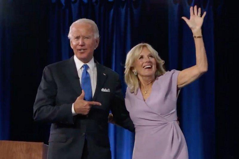 Joe Biden Vows To Be An Ally Of Light Says Donald Trump S Leadership Unforgivable Upi Com