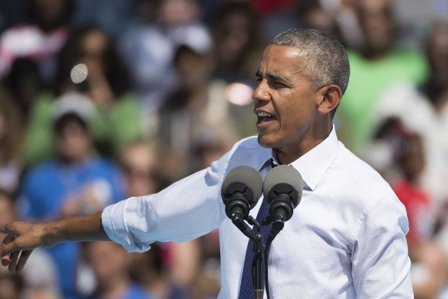 President Barack Obama on Thursday will designate more than 4,00 square miles of ocean off Cape Cod as the nation's first Atlantic coast National Monument. Photo by Kevin Dietsch/UPI