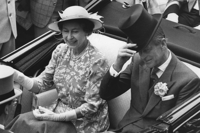 On November 20, 1947, Princess Elizabeth, the future Queen Elizabeth II of England, married Philip Mountbatten, pictured in 1984. File Photo by Rob Taggart/UPI
