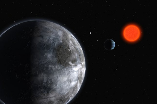 The European Space Agency's newest mission will help scientists study the atmospheres of exoplanets. Photo by UPI/European Southern Observatory