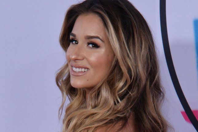 Jessie James Decker posted a cute picture of son Forrest on Instagram. File Photo by Jim Ruymen/UPI