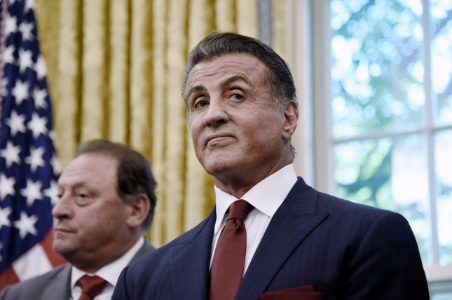 Look: Sylvester Stallone releases first photos of new ...