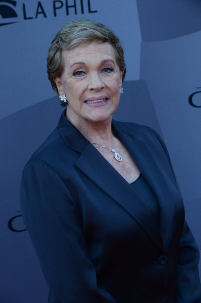 Coronavirus fears led to the postponement of next month's AFI tribute to Julie Andrews. File Photo by Jim Ruymen/UPI