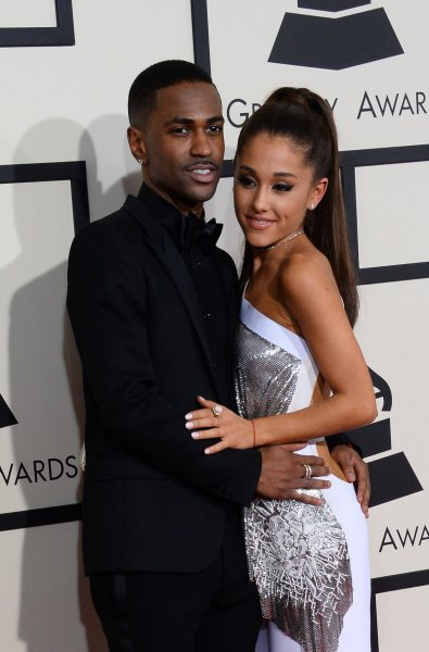 Rapper Big Sean and singer Ariana Grande have broken up. File Photo by Jim Ruymen/UPI