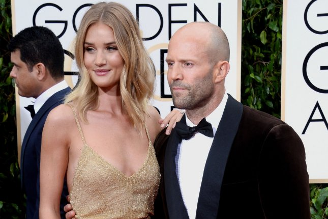 Jason Statham, Rosie Huntington-Whiteley are engaged - UPI.com