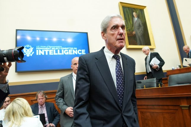 The two-year investigation cost nearly $32 million, including about $6 million from October to May. Photo by Kevin Dietsch/UPI