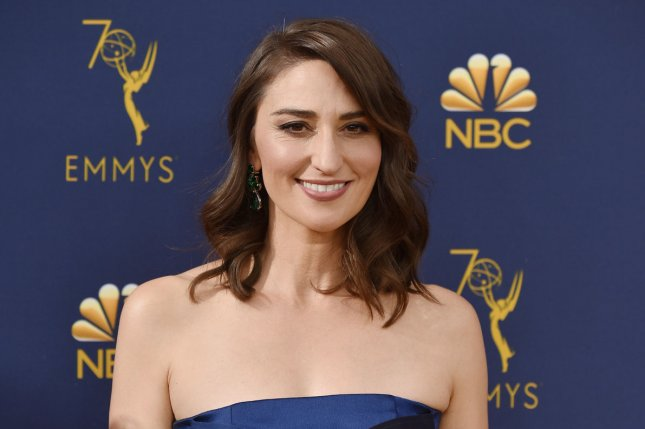 Girls5eva star Sara Bareilles attends the 70th annual Primetime Emmy Awards in September 2018. The show has been renewed for a second season. File Photo by Christine Chew/UPI