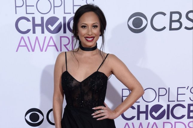Cheryl Burke will quarantine for 10 days after testing positive for COVID-19. File Photo by Jim Ruymen/UPI
