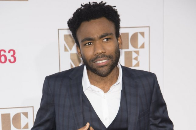 Cast member Donald Glover attends the premiere of the film Magic Mike XXL in Los Angeles on June 25, 2015. File Photo by Phil McCarten/UPI