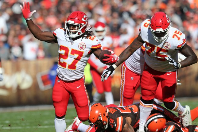 NFL's Chiefs Cut Player Seen Attacking Woman
