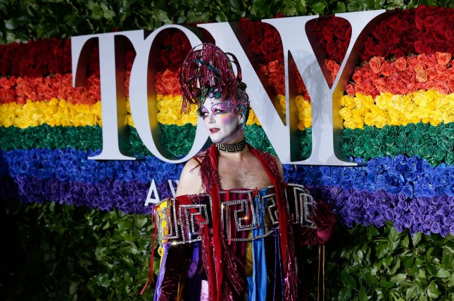 The Tony Awards are postponed until further notice. File Photo by John Angelillo/UPI