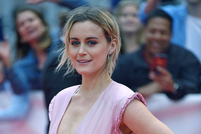 Taylor Schilling, who played Piper Chapman on Orange is the New Black, confirmed she's dating Emily Ritz. File Photo by Christine Chew/UPI