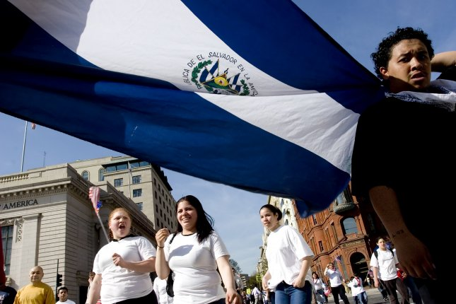 The United States on Monday announced an agreement to extend Temporary Protected Status protections for 250,000 Salvadorans. File Photo by Chris Rossi