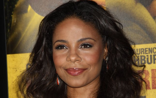 Sanaa Lathan arrives for the Contagion Premiere at Frederick P. Rose Hall - Home of Jazz at Lincoln Center in New York on September 7, 2011. UPI /Laura Cavanaugh