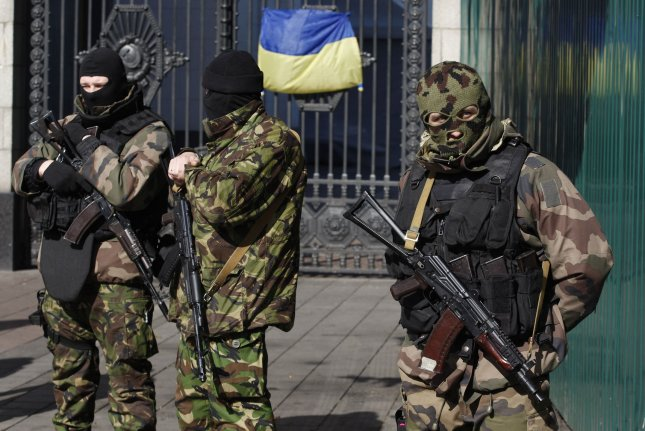 border control hq in luhansk ukraine attacked by separatists upi com