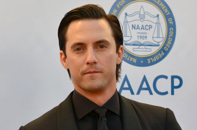 Milo Ventimiglia attends the NAACP Image Awards on February 11. The actor plays Jack Pearson on This is Us. File Photo by Christine Chew/UPI