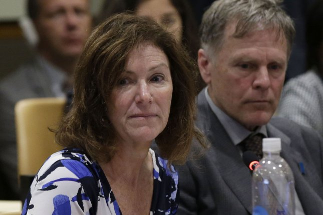 Cindy Warmbier and Fred Warmbier have claimed a stake in North Korea assets, following the death of their son Otto Warmbier in 2017. File Photo by John Angelillo/UPI