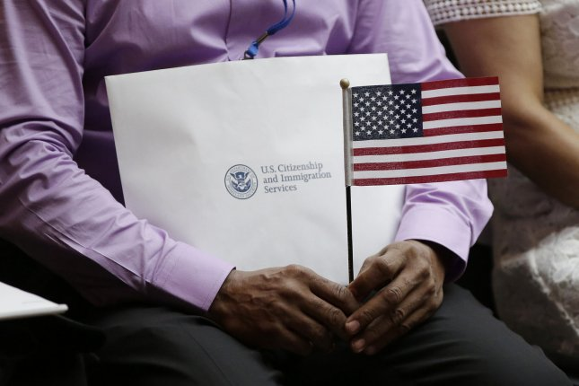 Advocates say that while it's good the U.S. government is providing free interpretation services to immigrants for their interviews, doing so by phone is not ideal. File Photo by John Angelillo/UPI
