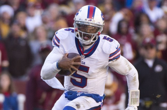 huge selection of 8955c 82250 Cleveland Browns QB Tyrod Taylor funds workouts in Los ...