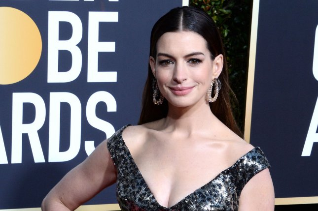 Actress Anne Hathaway's new show Modern Love is  streaming on Amazon. File Photo by Jim Ruymen/UPI