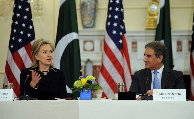 Pakistan supports Afghan-Taliban talks