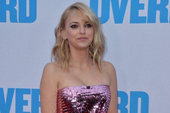 Anna Faris has left her CBS sitcom Mom after seven seasons. File Photo by Jim Ruymen/UPI