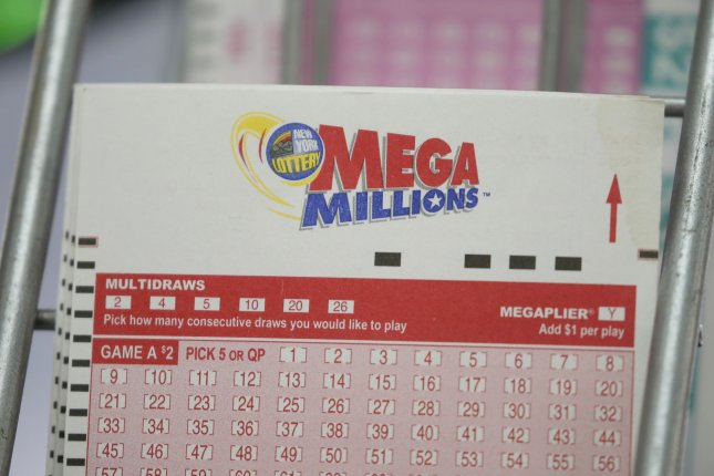 The Mega Millions rose to a $750 million jackpot for Friday's drawing, its second-largest jackpot in history. FilePhoto by John Angelillo/UPI