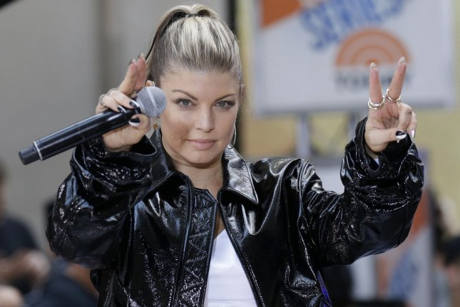 Fergie announced Monday she will host The Four on Fox, starting in January. File Photo by John Angelillo/UPI