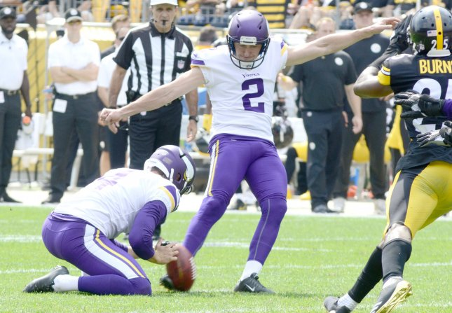 Vikings to re-sign Forbath