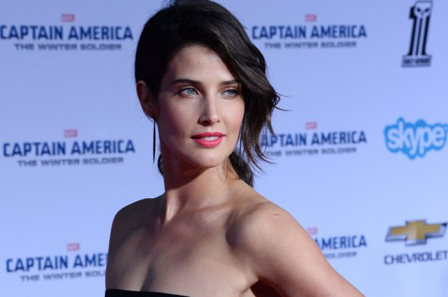 Cobie Smulders attends the premiere of the sci-fi motion picture Captain America: The Winter Soldier in Los Angeles on March 13, 2014. File Photo by Jim Ruymen/UPI