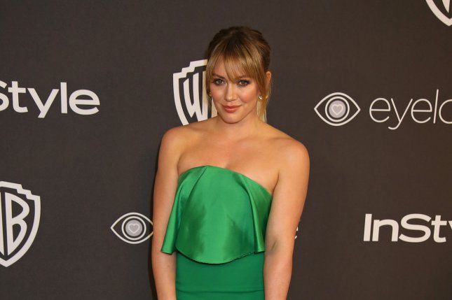 Hilary Duff announced her pregnancy on Instagram on Friday. File Photo by David Silpa/UPI