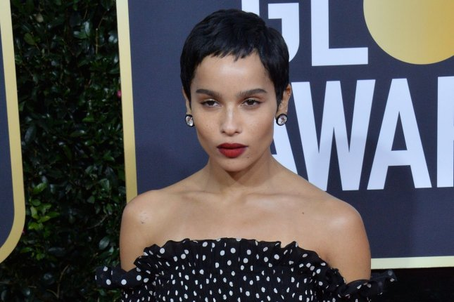 Zoe Kravitz stars in the new Hulu series High Fidelity, an adaptation of the Nick Hornby novel of the same name. File Photo by Jim Ruymen/UPI