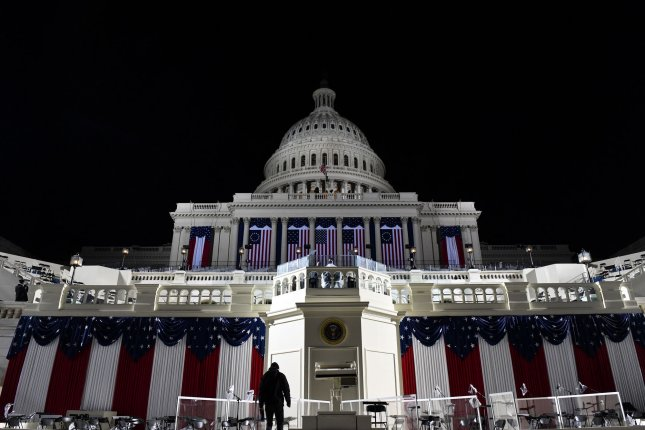 The U.S. Capitol, White House and Supreme Court are all examples of the classical, traditional architecture favored by former President Donald Trump. File Photo by Pat Benic/UPI