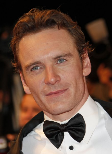 Actor Michael Fassbender arrives on the red carpet before a screening of the British film Fish Tank at the 62nd annual Cannes Film Festival in Cannes, France on May 14, 2009. (UPI Photo/David Silpa)
