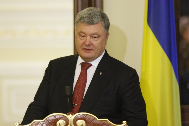 Ukrainian President Petro Poroshenko says the geopolitical structure has changed with the completion of an association agreement with the European Union. Photo by Ivan Vakolenko/UPI