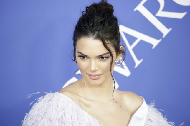 Kendall Jenner wore big, puffed-out hair in a new photo shoot for Vogue. File Photo by John Angelillo/UPI