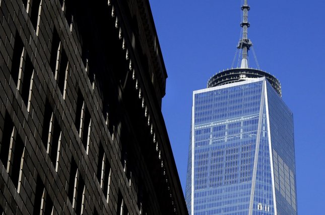 New World Trade Center Tower Remains Nearly 40 Percent Empty Upi Com