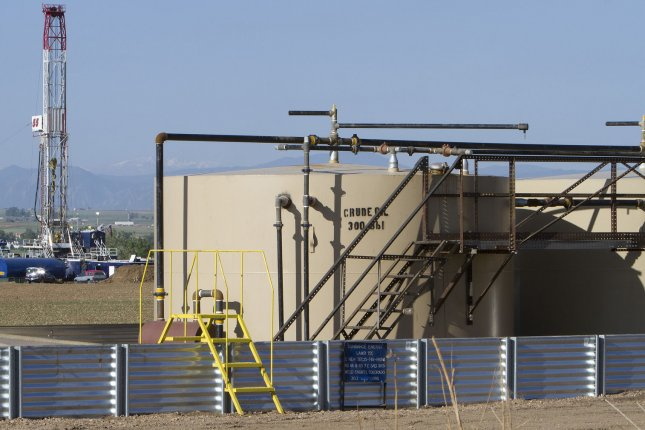 Whiting Petroleum, which targets shale basins in Colorado and North Dakota, said it plans to spend more than $1 billion on development efforts this year. File photo by Gary C. Caskey/UPI.