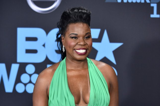 Leslie Jones attends the 17th annual BET Awards at Microsoft Theater in Los Angeles on June 25. The actor turns 50 on September 7. File Photo by Christine Chew/UPI