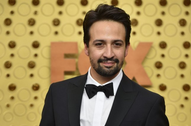Lin-Manuel Miranda created and starred in the original production of the Broadway musical Hamilton. File Photo by Christine Chew/UPI