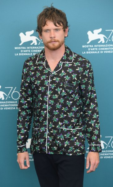 Jack O'Connell attends a photo call for Seberg at the 76th Venice Film Festival on August 30. The actor turns 30 on August 1. File Photo by Rune Hellestad/UPI