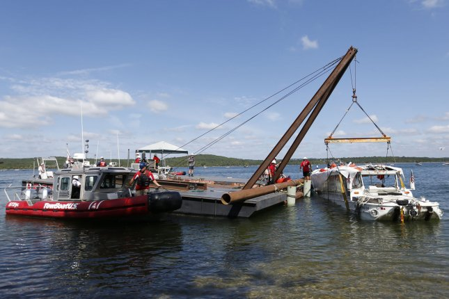 Family of victims killed in duck boat capsizing sues for $100 million