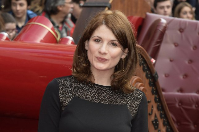English actress Jodie Whittaker will play the title character in Doctor Who for another season, BBC America announced Sunday. File Photo by Paul Treadway/UPI